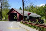 Creamery Covered Bridge in Brattleboro