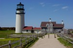 Highland Museum und Lighthouse in North Truro